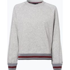 Bluzy rozpinane damskie: Tommy Hilfiger - Damska bluza nierozpinana, szary