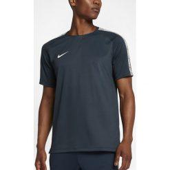 Nike Koszulka męska Squad Top szara r. M (859850-454). Szare koszulki sportowe męskie marki Nike, m, do piłki nożnej. Za 90,90 zł.