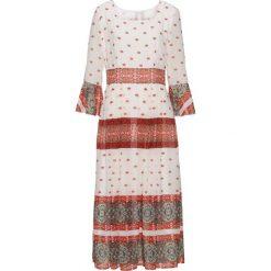 Sukienki: Sukienka bonprix biały