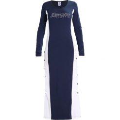 Sukienki hiszpanki: Hype RETRO SPORTING  Sukienka z dżerseju navy