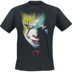 TO Face T-Shirt czarny. Niebieskie t-shirty męskie z nadrukiem marki Reserved, l, z okrągłym kołnierzem. Za 74,90 zł.