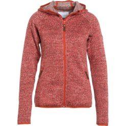 Columbia CHILLIN Kurtka z polaru sail red. Czerwone kurtki sportowe damskie marki Columbia, xl, z materiału. W wyprzedaży za 219,45 zł.