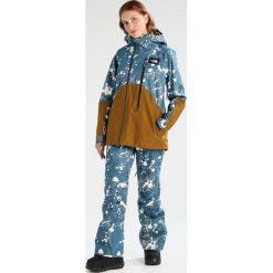 The North Face CARBON INS Kurtka snowboardowa blue. Niebieskie kurtki damskie narciarskie marki The North Face, xs, z materiału. W wyprzedaży za 919,20 zł.
