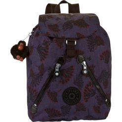 """Plecaki damskie: Plecak """"Fundamental"""" w kolorze granatowym – 42 x 42 x 16 cm"""