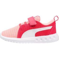 Puma CARSON 2  Obuwie do biegania treningowe soft fluo peach/white. Pomarańczowe buty do biegania damskie marki Puma, z materiału. Za 129,00 zł.