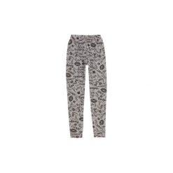 Getry dziewczęce. Niebieskie legginsy dziewczęce marki KIPSTA, z elastanu. Za 12,99 zł.