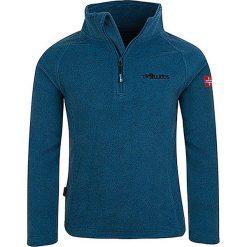 """Bluzy dziewczęce: Bluza polarowa """"Rondande"""" w kolorze niebieskim"""