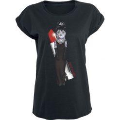 Bluzki asymetryczne: Pets Rock Lady Koszulka damska czarny