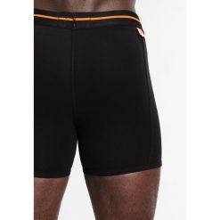 Bokserki męskie: Superdry SPORT BOXER 2 PACK Panty black/orange