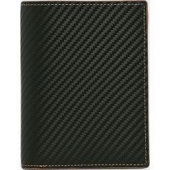 VIP COLLECTION - Portfel skórzany. Czarne portfele męskie marki VIP COLLECTION, z materiału. W wyprzedaży za 159,90 zł.