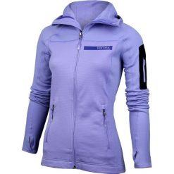Adidas Bluza damska Terrex Stockhorn Fleece fioletowa r.32 (AA6309). Czarne bluzy sportowe damskie marki DOMYOS, z elastanu. Za 292,04 zł.