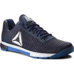 Buty Reebok - Speed Tr Flexweave CN5503 Blue/Navy/White. Niebieskie buty fitness męskie Reebok, z materiału. W wyprzedaży za 279,00 zł.