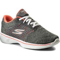 Buty SKECHERS - Exceed 14146/CCCL Charcoal/Coral. Szare buty do fitnessu damskie Skechers, z materiału. W wyprzedaży za 179,00 zł.