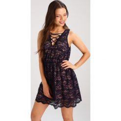 Sukienki hiszpanki: Miss Selfridge Petite Sukienka letnia navy blue