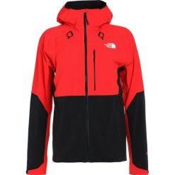 The North Face APEX Kurtka hardshell high risk red. Czerwone kurtki trekkingowe męskie The North Face, m, z elastanu. W wyprzedaży za 999,20 zł.