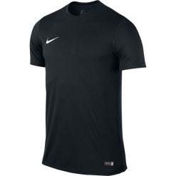 Nike Koszulka Park VI Boys czarna r. XL (725984 010). Czarne koszulki sportowe męskie marki Nike, m. Za 45,01 zł.