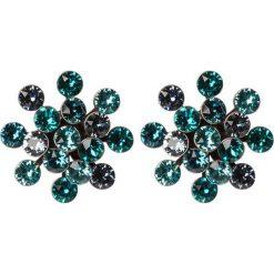 Kolczyki damskie: Konplott MAGIC FIREBALL Kolczyki blue/green antique/silvercoloured