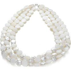 Naszyjniki damskie: Naszyjnik z perłami – (D)48 cm