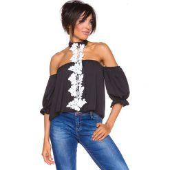 """T-shirty damskie: Koszulka """"Honolulu"""" w kolorze czarnym"""