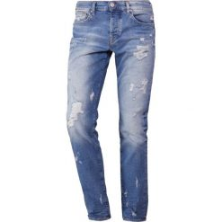 True Religion ROCCO  Jeansy Slim Fit blue. Niebieskie jeansy męskie relaxed fit True Religion. Za 799,00 zł.