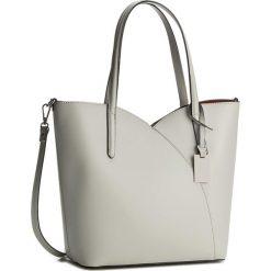 Torebka CREOLE - K10359 Jasny Szary. Szare torebki klasyczne damskie Creole, ze skóry, duże. W wyprzedaży za 259,00 zł.