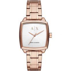 Biżuteria i zegarki damskie: Armani Exchange Zegarek roségoldcoloured