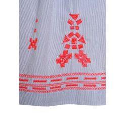 American Outfitters Spódnica plisowana blue. Niebieskie spódniczki dziewczęce American Outfitters, z bawełny. W wyprzedaży za 209,30 zł.