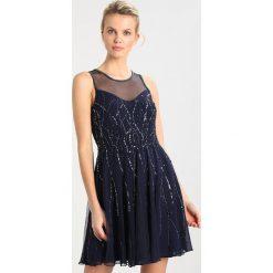 Sukienki hiszpanki: Lace & Beads MARELLA SKATER Sukienka koktajlowa navy
