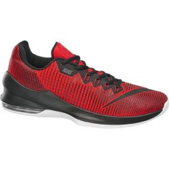 Buty sportowe męskie: buty męskie Nike Air Max Infuriate 2 Low NIKE czerwone