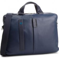 Torba na laptopa PIQUADRO - CA3347P15 Blu 3. Niebieskie torby na laptopa marki Piquadro, ze skóry. Za 1329,00 zł.
