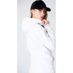 FILA Bluza z kapturem Classic Logo - White. Białe bluzy męskie rozpinane Fila, s, z nadrukiem, z długim rękawem, długie, z kapturem. Za 242,95 zł.