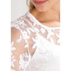 Sukienki hiszpanki: Navy London ASTRID Sukienka letnia white