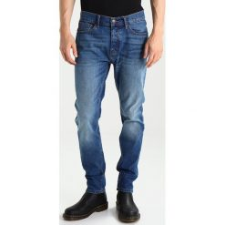 Jeansy męskie regular: Burton Menswear London MID WASH Jeansy Relaxed Fit blue