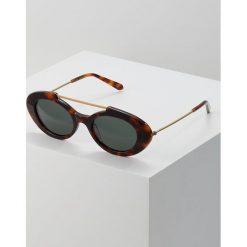 Han Kjobenhavn SHAME RAVEN Okulary przeciwsłoneczne raven. Brązowe okulary przeciwsłoneczne damskie aviatory Han Kjobenhavn. Za 569,00 zł.