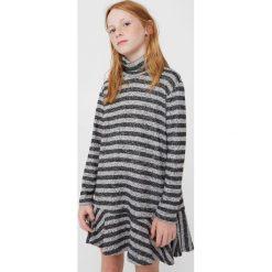 Sukienki dziewczęce: Mango Kids – Sukienka dziecięca Bornet 110-164 cm