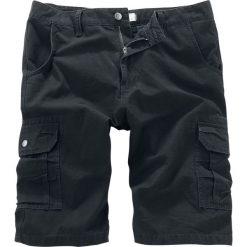 RED by EMP Army Vintage Shorts Krótkie spodenki czarny. Czarne spodenki i szorty męskie marki RED by EMP, klasyczne. Za 164,90 zł.