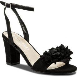 Sandały damskie: Sandały JENNY FAIRY - WYL1403-3 Czarny