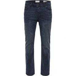 Only & Sons Jeansy Slim Fit dark blue denim. Niebieskie jeansy męskie marki Only & Sons. W wyprzedaży za 188,10 zł.
