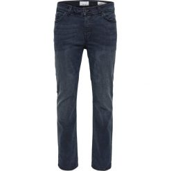 Spodnie męskie: Only & Sons Jeansy Slim Fit dark blue denim