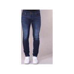 Jeansy slim fit Diesel  SLEENKER. Niebieskie jeansy męskie relaxed fit Diesel. Za 495,20 zł.