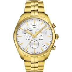 RABAT ZEGAREK TISSOT T - CLASSIC. Szare zegarki męskie TISSOT, ze stali. W wyprzedaży za 875,60 zł.