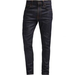 Nudie Jeans LEAN DEAN  Jeansy Slim Fit raw denim. Czarne jeansy męskie relaxed fit Nudie Jeans. Za 419,00 zł.