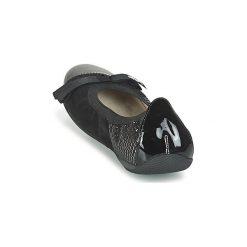Baleriny LPB Shoes  ACAJOU. Czarne baleriny damskie LPB Shoes. Za 139,30 zł.