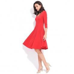 Fille Du Couturier Sukienka Damska Nani 38 Czerwony. Czerwone sukienki balowe Fille Du Couturier. Za 229,00 zł.