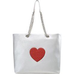 Shopper bag damskie: Valentino by Mario Valentino SUMMER LOVE Torba na zakupy grey