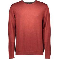 Swetry klasyczne męskie: Sweter w kolorze jasnoczerwonym