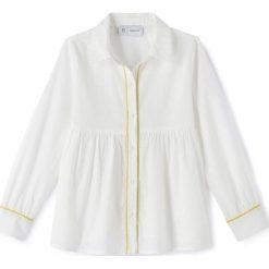 Bluzki dziewczęce bawełniane: Koszula z fantazyjnym detalem 3-12 lat