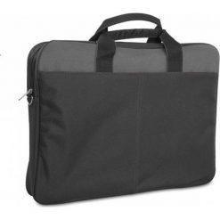 Torby na laptopa: Torba Snopy na notebooka, laptopa 15.6″ czarno-szara (SNOPBA13984)