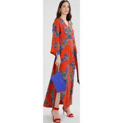 Długie sukienki: IVY & OAK KIMONO DRESS Długa sukienka brick red