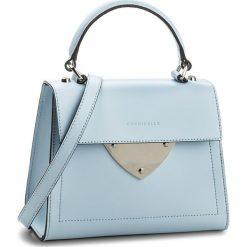 Torebka COCCINELLE - B06 B14 Design E1 B06 55 77 01 Iris 240. Niebieskie torebki klasyczne damskie marki Coccinelle, ze skóry. W wyprzedaży za 679,00 zł.